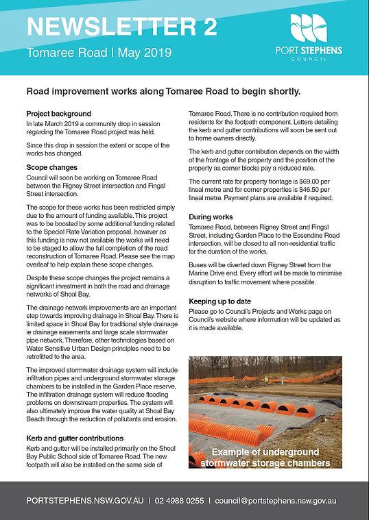 Tomaree Road may19.jpg