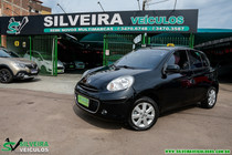 NISSAN MARCH 1.0 S 12V - 2013/2014