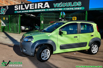 FIAT UNO 1.0 WAY CELEBRATION 8V - 2011/2012