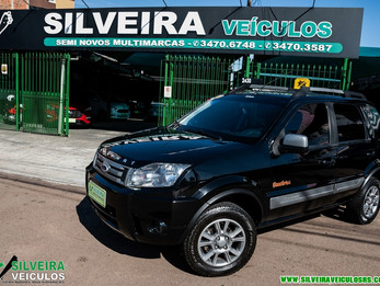FORD ECOSPORT 1.6 FREESTYLE 8V - 2012/2012