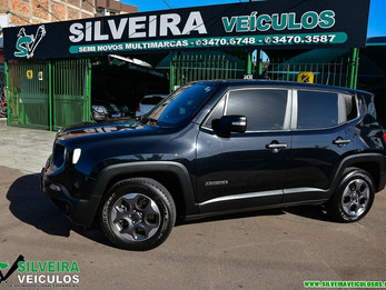 JEEP RENEGADE 1.8 SPORT 4X2 - 2019/2020