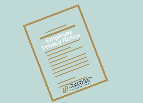 Employee Privacy Notice