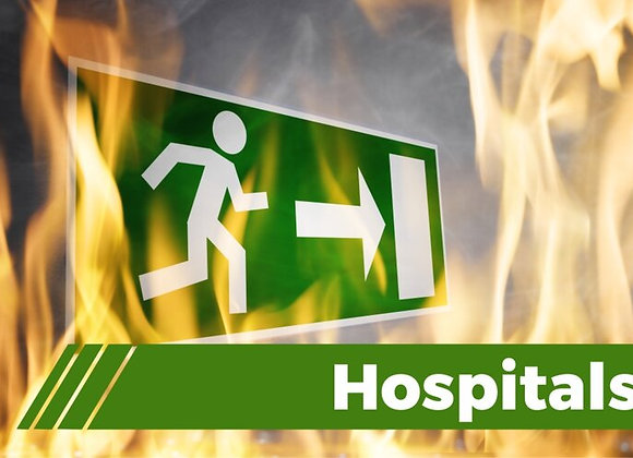 Fire Safety Training for Hospitals