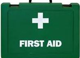 First Aid Training at Work