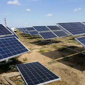 Trackers and constructions for photovoltaic systems