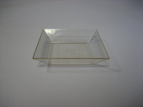 Rectangular small cup 6x6 cm