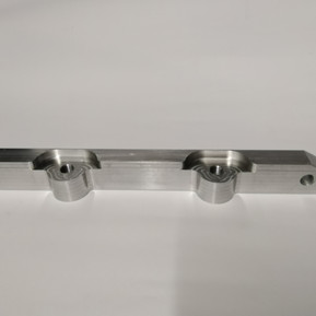 Specia aluminium machined parts