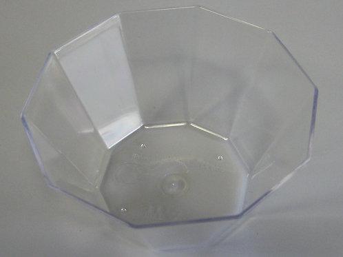 Polygonal cup, 200 ml