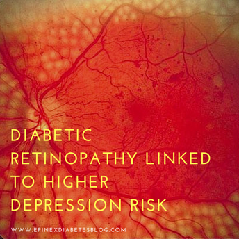 """Diabetic Retinopathy Linked to Higher Depression Risk"""