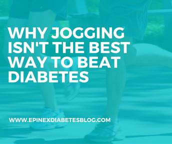 """Why jogging isn't the best way to beat diabetes"""