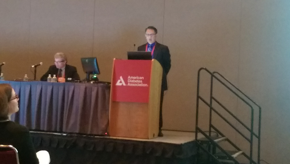 Epinex's Advisory Board Alan Carter Presents at ADA