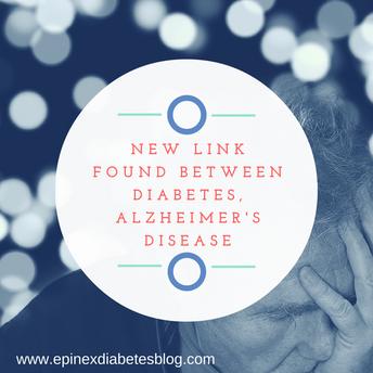 """New link found between diabetes, Alzheimer's disease"""