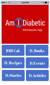 Am I Diabetic App
