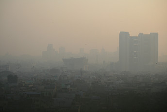 """Study: Air Pollution Heightens Risk of Obesity and Diabetes"""