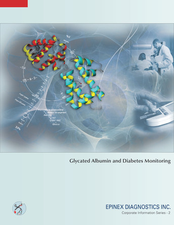 """Glycated Albumin"" A New Paradigm In Better Monitoring Type 2 Diabetes Complications As A"