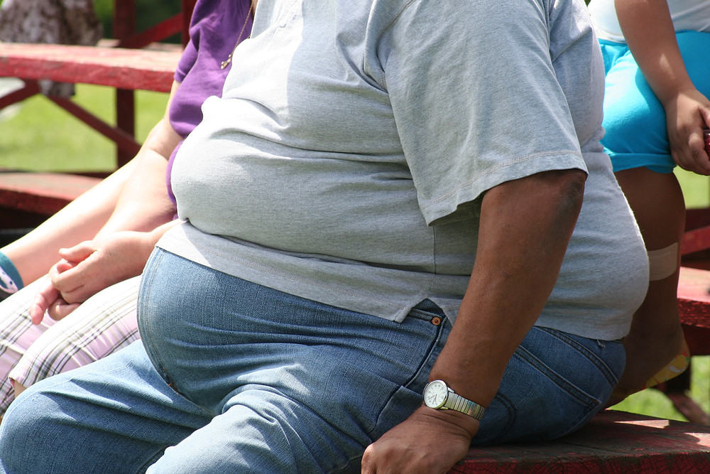 A warning on obesity, life spans