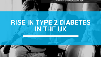 Rise in Type 2 Diabetes in the UK