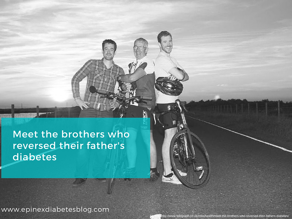 Meet the brothers who reversed their father's diabetes