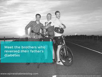 """Meet the brothers who reversed their father's diabetes"""