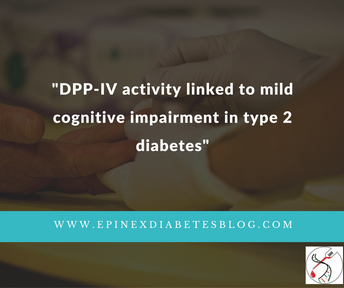"""DPP-IV activity linked to mild cognitive impairment in type 2 diabetes"""