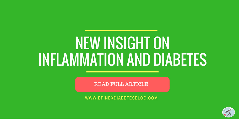 New Insight on Inflammation and Diabetes