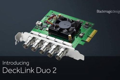 DeckLink Duo 2