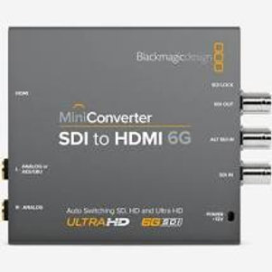 Mini Converter SDI to HDMI 6G