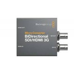 Micro Converter BiDirectional SDI/HDMI 3G