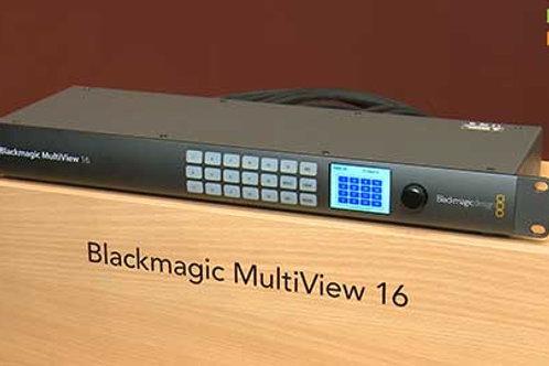 Blackmagic MultiView 16