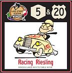 Lake Street Station Winery Racing Riesling