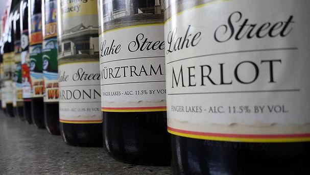 Lake Street Winery Wines