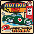 Lake Street Station Winery Hot Rod Red