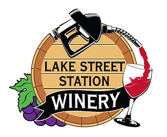 Lake Street Station Winery Logo