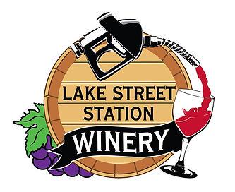 Lake Street Station Winery Logo