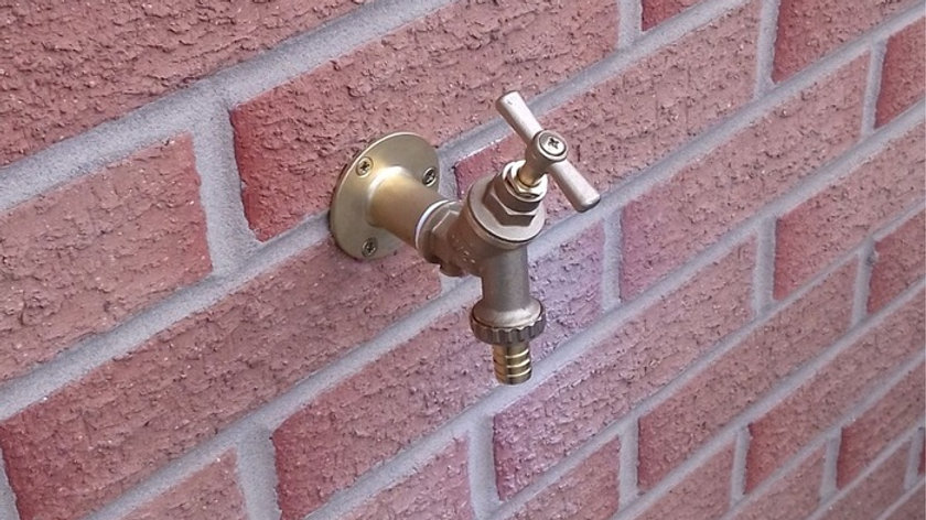 Outside Tap (fitted)
