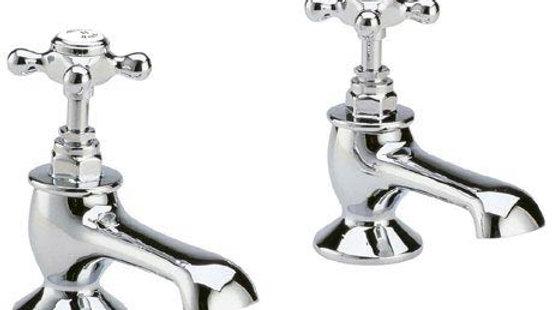 Hudson Reed Topaz Bath Taps - Chrome