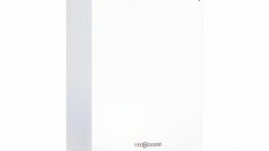 Viessmann Vitodens 100-W 26kW Combi Boiler