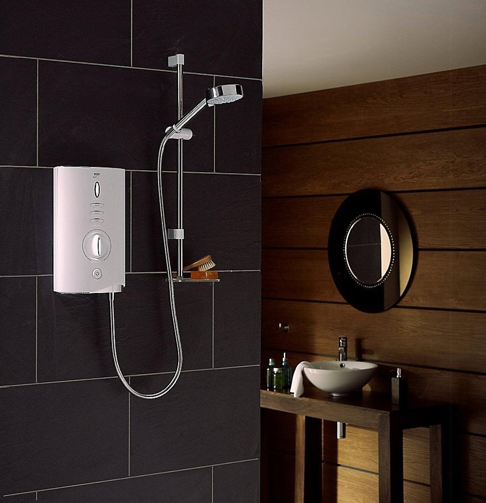 Electric Shower fitting