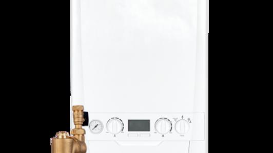 Ideal Logic Max System S15 Boiler