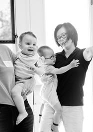 65 baby's development