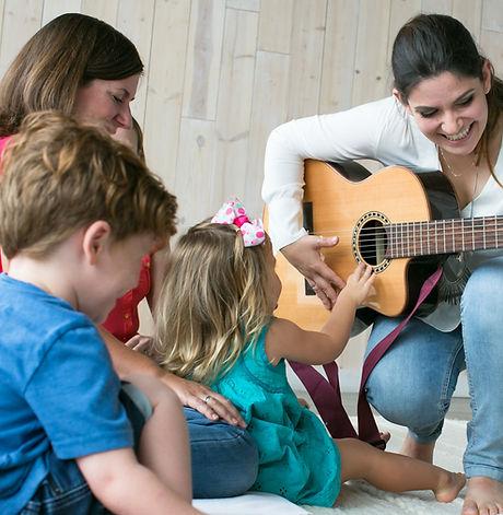 Best music baby class in Austis