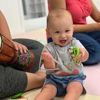 spanish music baby classes