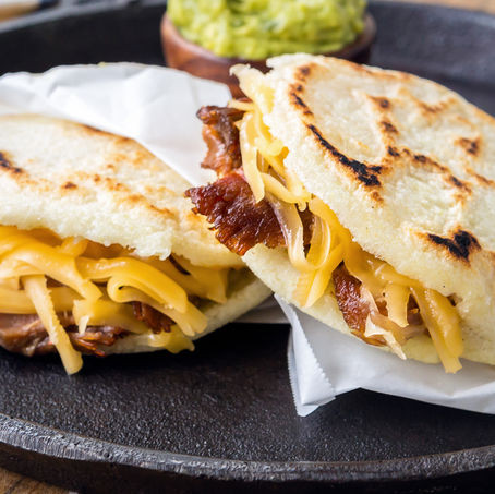 Arepitas! How to Make Arepas