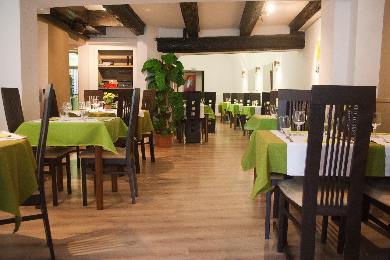 Restaurant Bio Strasbourg Krutenau