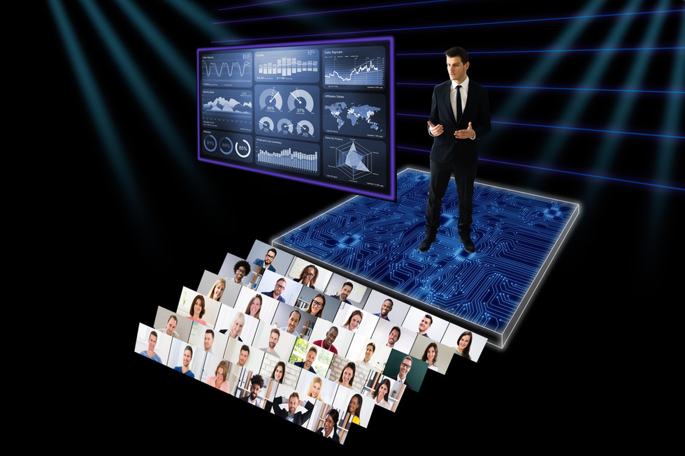 Online Live Conference Event With Virtua