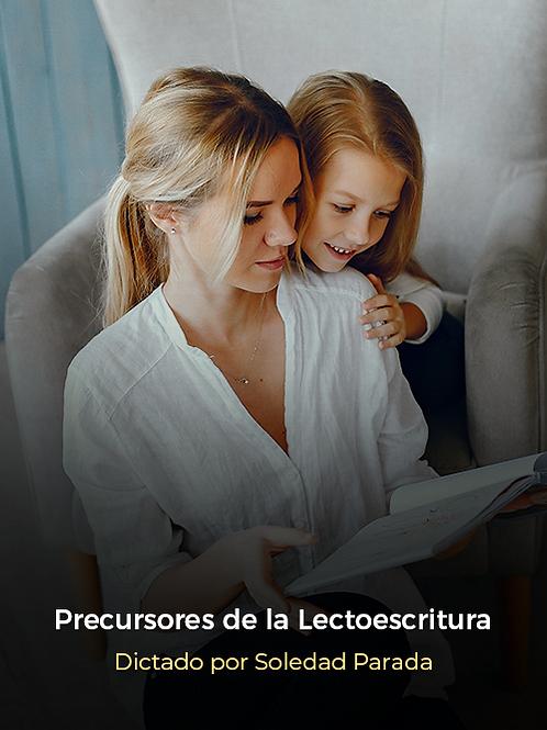 Evaluación e Intervención en Precursores de la Lectoescritura