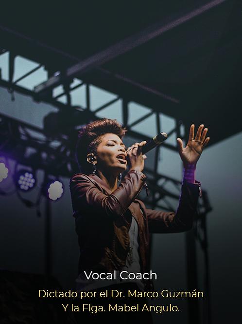 Vocal Coach - Formación y Entrenamiento para Voz Cantada en niños y adultos
