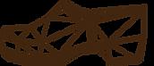 Holzschuh als Logo