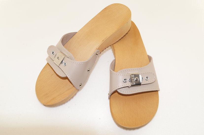 Sandale in Beige