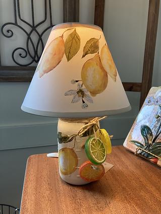 lemon drop lamp.heic